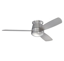 Savoy House 52-417H-3SV-SN - Polaris Hugger Ceiling Fan