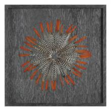 Uttermost 04056 - Uttermost Kumara Feathered Shadow Box