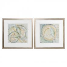 Uttermost 33657 - Uttermost Abstracts Framed Prints S/2