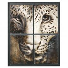 Uttermost 34305 - Uttermost On The Prowl Animal Art