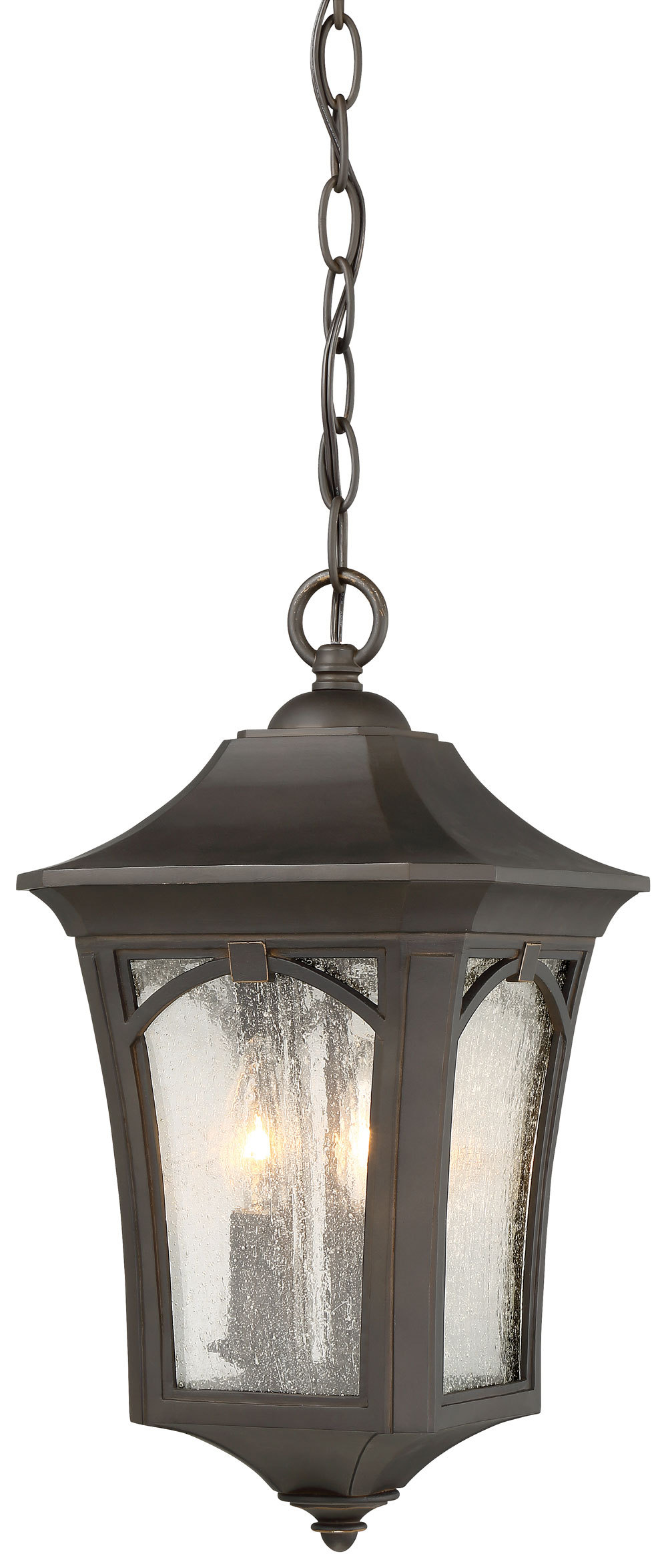 Outdoor Chain Hung Lantern