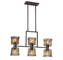 Savoy House 1-9231-6-13 - Tallin 6 Light Island Chandelier