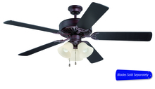 "Craftmade C206OB - 52"" Ceiling Fan - Ceiling Fan Motor only - Blades sold separately"