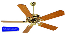 "Craftmade CXL52PB - 52"" Ceiling Fan - Ceiling Fan Motor only - Blades sold separately"