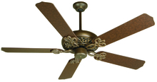 "Craftmade K10614 - Cecilia 52"" Ceiling Fan Kit in Aged Bronze Textured"
