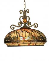 Dale Tiffany TH10097 - Fixtures/ Hanging & Pendants
