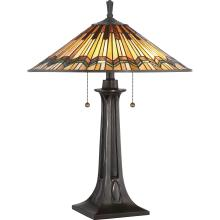 Quoizel TFAT6325VA - Alcott Table Lamp