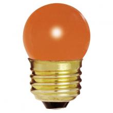 Satco Products Inc. S3610 - 7.5 Watt Incandescent Indicator And Sign Lamp