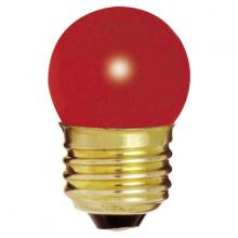 Satco Products Inc. S3611 - 7.5 Watt Incandescent Indicator And Sign Lamp