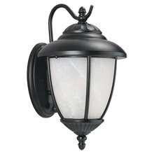 Sea Gull 89049PBLE-12 - Single-Light Yorktown Wall Lantern