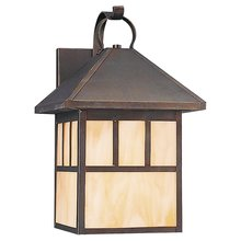 Sea Gull 89417BLE-71 - One Light Outdoor ENERGY STAR Prairie Wall Lantern