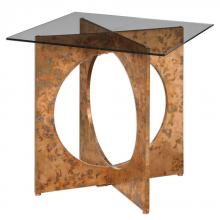 Uttermost 24621 - Uttermost Darry Copper Accent Table