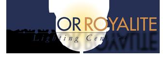 showroom shanor royalite lighting centers